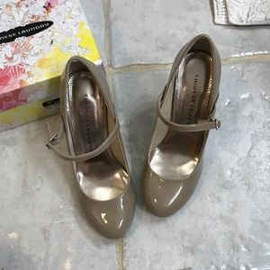 Chinese Laundry Shoes - NIB! Nude Heels
